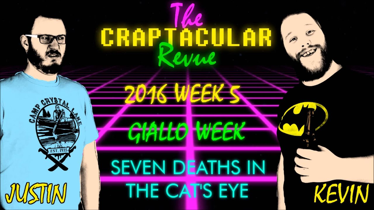 Seven Deaths In The Cat S Eye