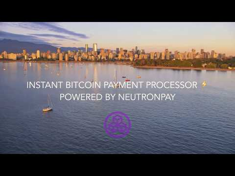 Bitcoin Lightning Merchants in Beautiful Vancouver Canada