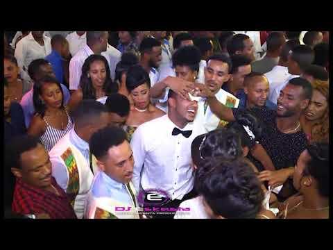new ethiopian music 2018 by dj eskesta production belay & azenege wedding party dj eskesta Remix