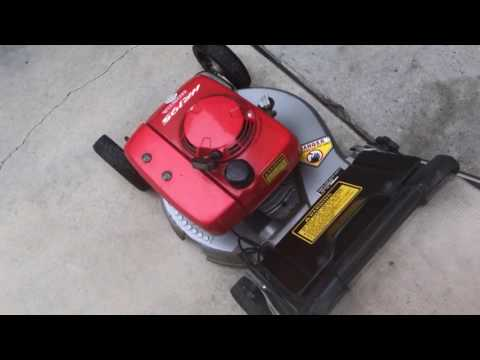 Lawn Equipment Cold Starts Plus Edging, Mowing, And Blowing