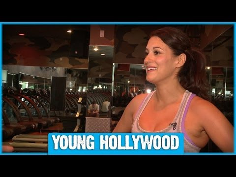 Bootcamp Workout with ENLISTED's Angelique Cabral!