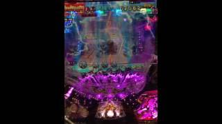 CR真・北斗無双 実践動画 ST 幻闘RUSH中 サウザーver 無双ZONE➡︎VSトキ➡︎赤タイマー発動➡︎レインボー飛び出しボタン!!