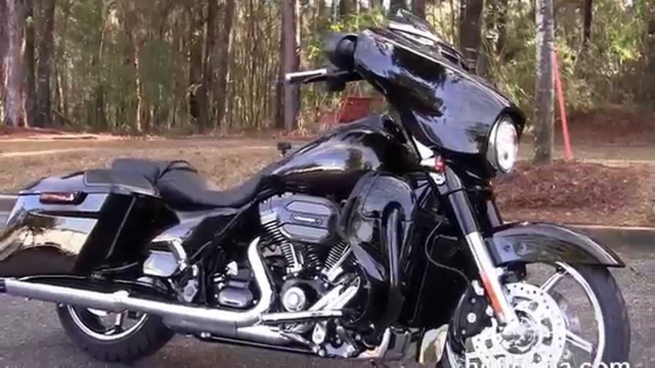 New 2015 Harley Davidson CVO Street Glide Motorcycles for sale - YouTube