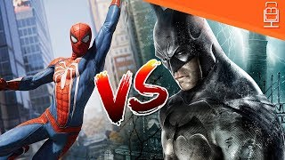 Spider-Man PS4 Will it be better than the Arkham Games?