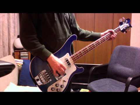Joy Division Bass Medley 3