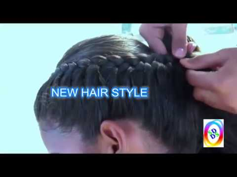 The Most Beautiful Hairstyles Tutorials January 2017 Part 4