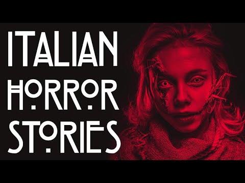 HORROR in ITALIA: Testimonianze da brividi