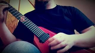 Guitar improvisation 2 Solar Guitar V2.6 TBR