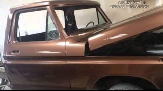 1979 Ford F-100 Complete Restoration