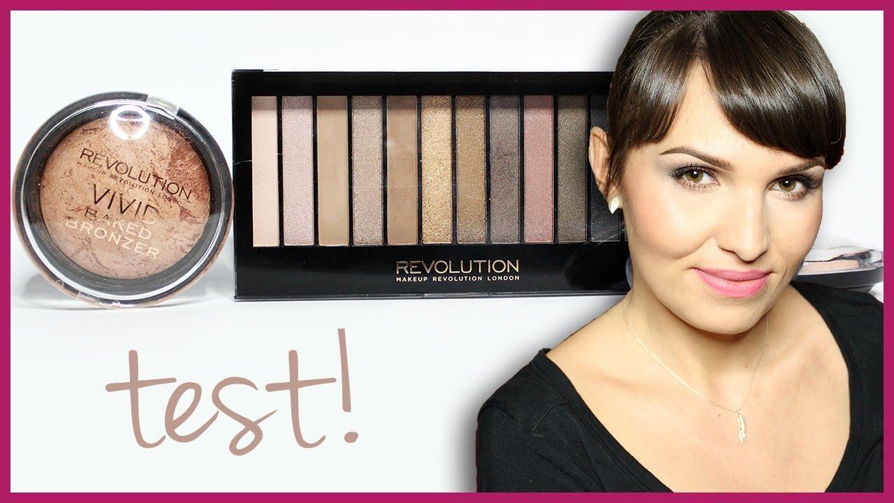 Test Na Żywo Makeup Revolution Essence You