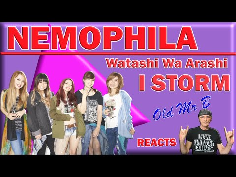 NEMOPHILA I STORM (Reaction)