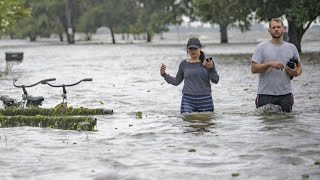 Intense rainfall from Barry swamps Louisiana, Mississippi