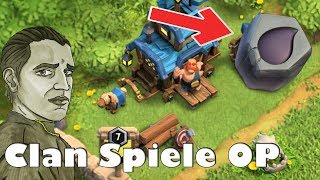 KRASSESTE CLAN SPIELE EVER ! - CLASH OF CLANS