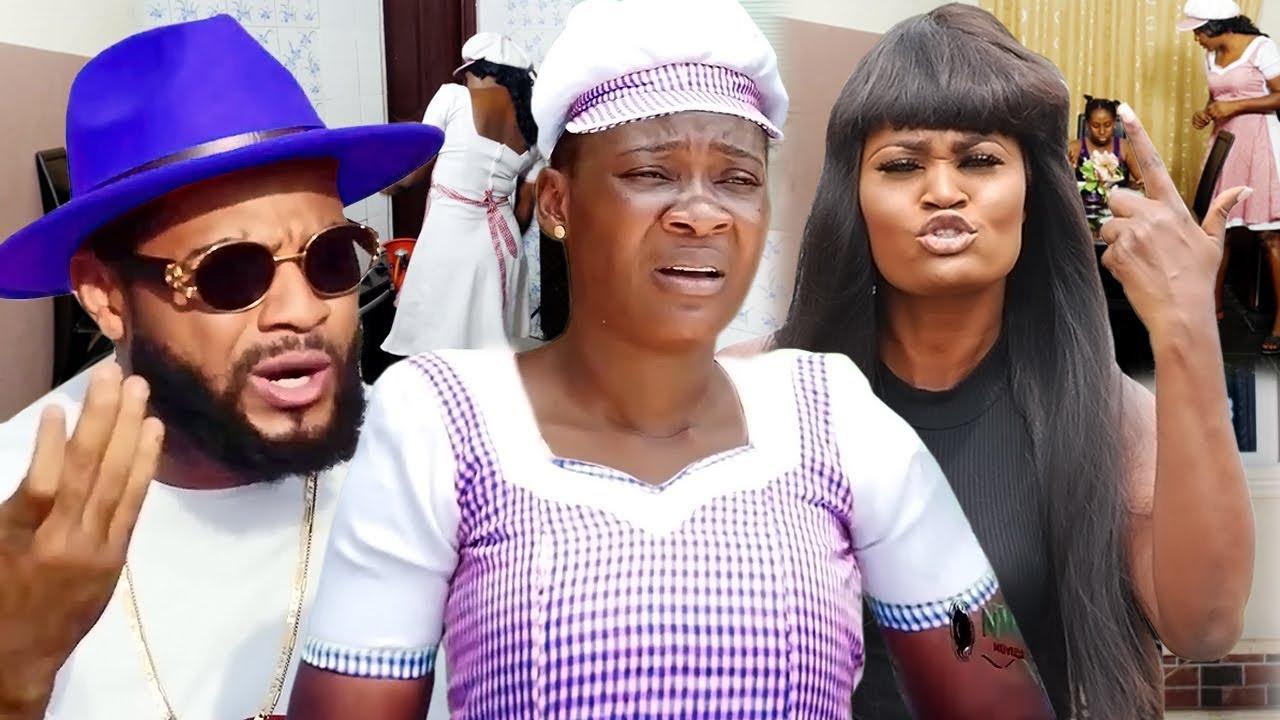 Download RETURN OF HUMBLE SERVANT SEASON 3&4 (MERCY JOHNSON) 2019 LATEST NIGERIAN NOLLYWOOD MOVIE