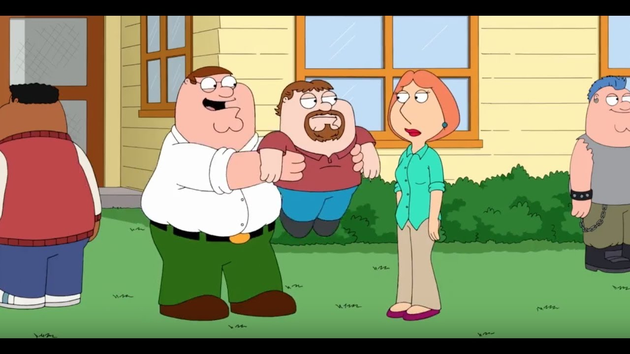 among dwarf midgets stewie guy Family