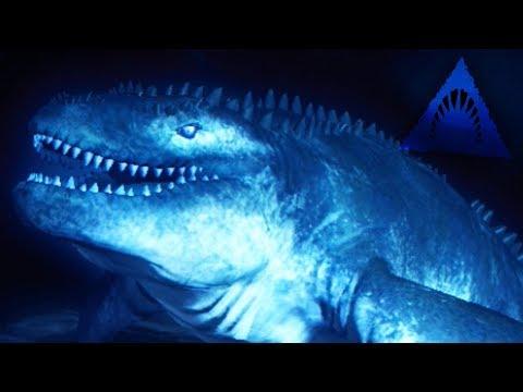 MOSASAURUS IN DEPTH!!! - Depth | Ep17 HD