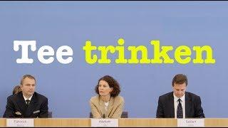 18. Juni 2018 - Bundespressekonferenz - RegPK