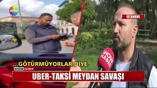 UBER - taksi meydan savaşı