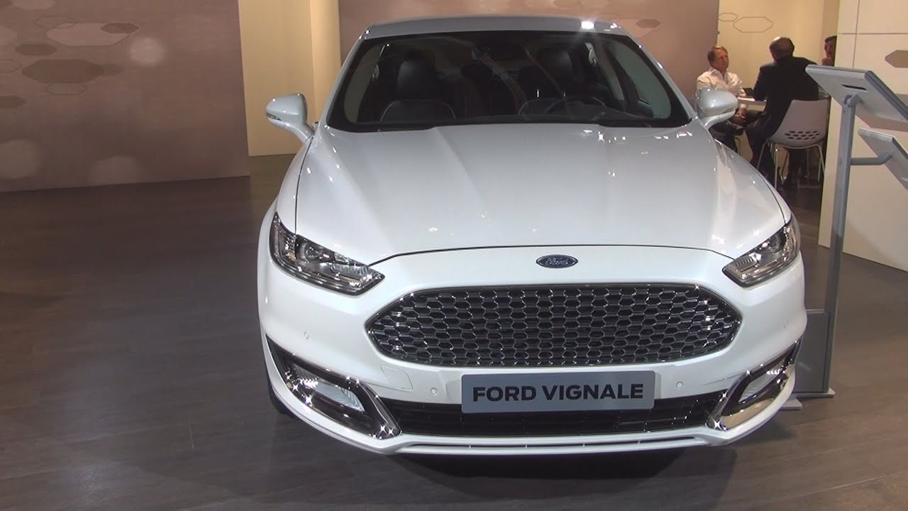 ford mondeo vignale 2 0 tdci awd start stop white 2016. Black Bedroom Furniture Sets. Home Design Ideas