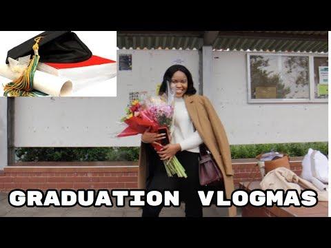 Engineer Graduate !! South African VLOGMAS