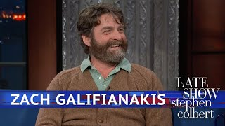 A Song To Help Remember Zach Galifianakis