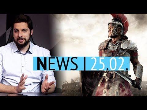 »Assassin's Creed Legion« spielt angeblich in Italien - Geheimes Bethesda-Spiel bei Amazon - News thumbnail