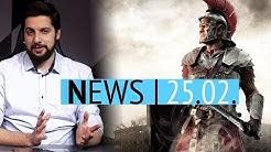 »Assassin's Creed Legion« spielt angeblich in Italien - Geheimes Bethesda-Spiel bei Amazon - News