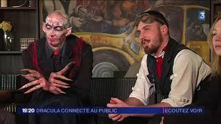 ECOUTEZ-VOIR - Dracula asylum