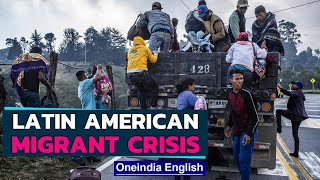 Thousands of Migrants Cross into Chile Despite Border Controls   Oneindia News