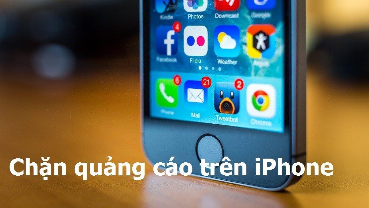 Cách giảm thiểu quảng cáo trên Iphone và Ipad đơn giản nhất   Gin Gà