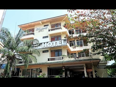 Kev in Thailand, Soi Arunotai and Shagwell Mansions Hotel Pattaya  Vlog 277