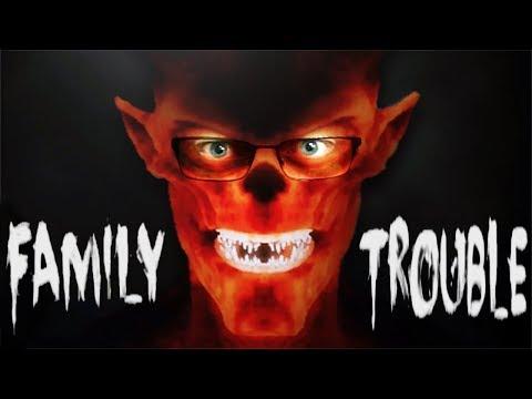 СМЕШНЫЕ СКРИМЕРЫ  ► Family Trouble