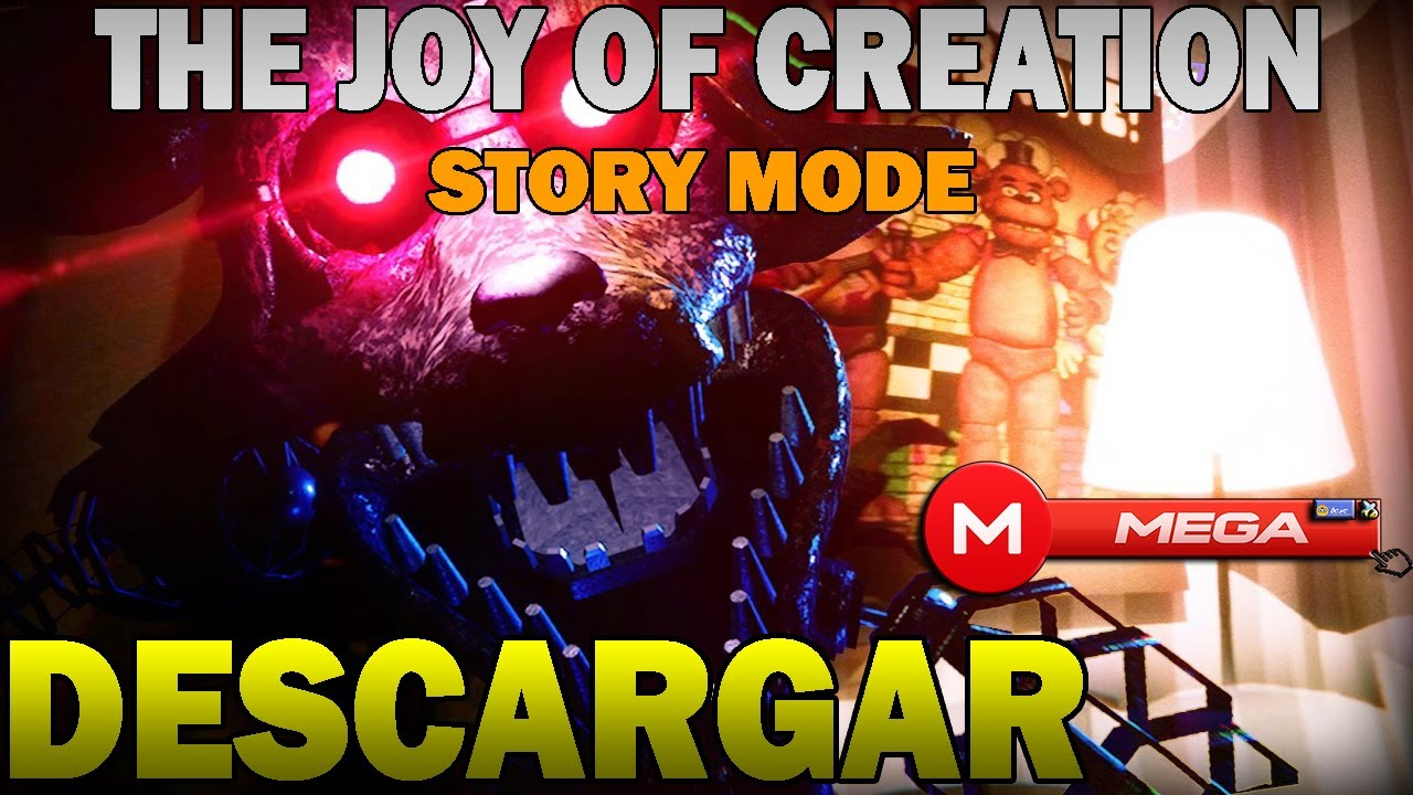 The Joy Of Creation: Story Mode | JUEGO PC | …