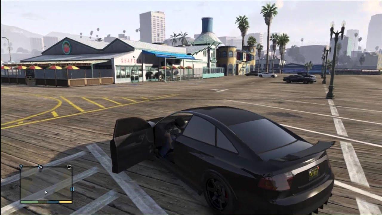 GTA GTA V Michaels Audi Modded YouTube - Audi car gta 5