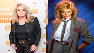 Bonnie Tyler credits age-defying looks to regular Botox sessions