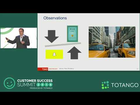 The Impact Your Company Should Be Making with Customer Success - Customer Success Summit 2018