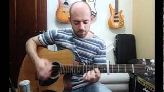 Sutilmente (Skank) - Violão SOLO (Fingerstyle) Cover
