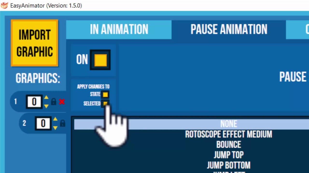 How To Animate Apany Logo With Free Easy Animator