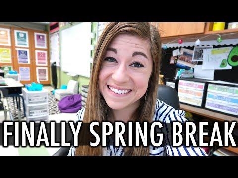The Week Before Spring Break | Teacher Evolution Ep 40