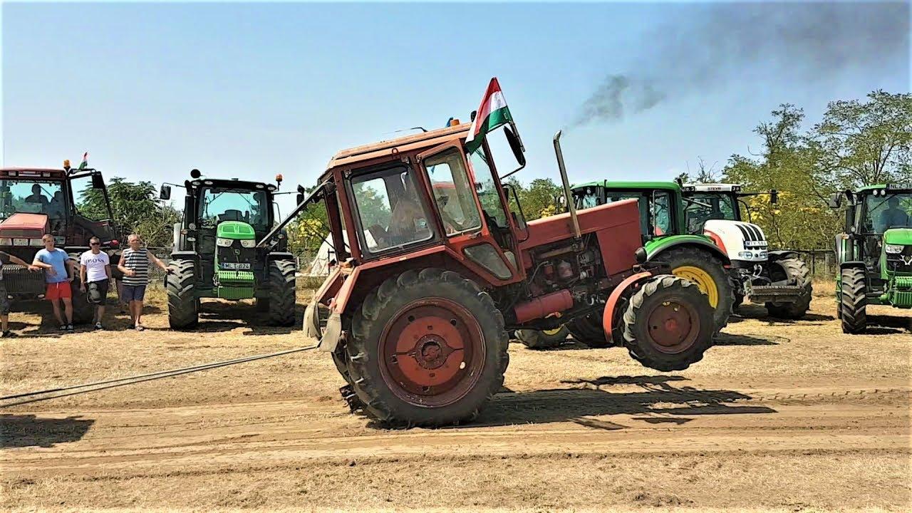DDR Heu Ernte mit Belarus MTZ 82 & Fortschritt K454 + W50 & ZT 323