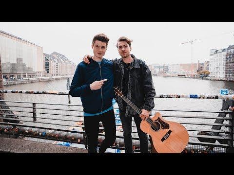 Ein Tag mit dem Straßenmusiker ELI