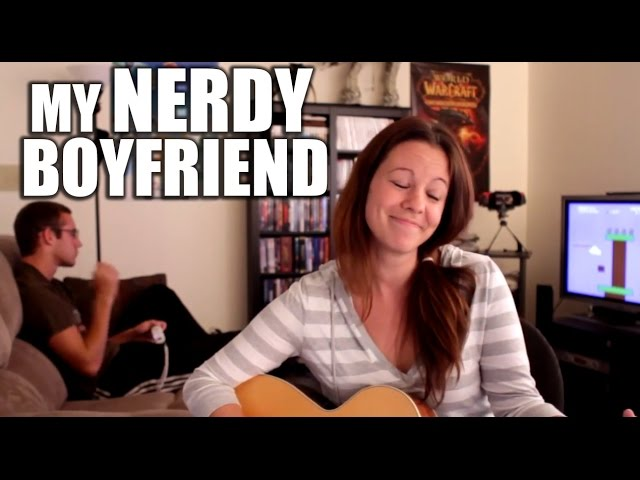 """My Nerdy Boyfriend"" by Shauna Sweeney"