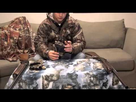 Camo Wear And Gloves