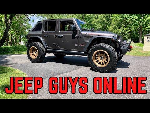 Jeep Guys Online JL!