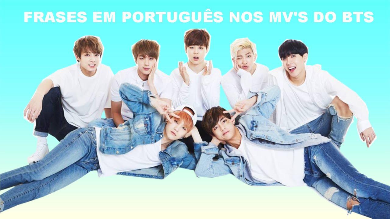 Frases De Motivacao Em Portugues: Frases Em Português Nos MV's