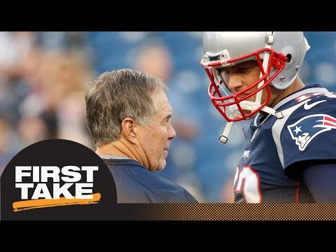 First Take reacts to Tom Brady not committing to playing in NFL next season | First Take | ESPN