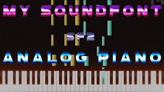 Piano Soundfonts