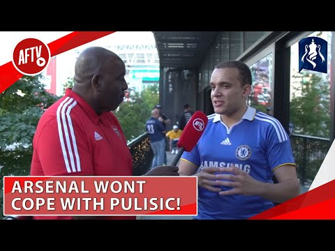 Arsenal Won't Cope With Pulisic! (Dom Chelsea Fan) | Arsenal vs Chelsea FA Cup Final Preview