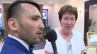 Татарский ведущий Нияз Рахман! Weicome Свадьба Данияза и Дианы