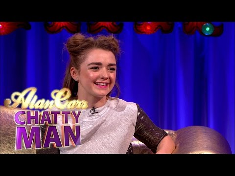 Maisie Williams - Full Interview on Alan Carr: Chatty Man